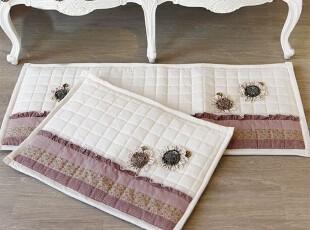 定做!韩国衍缝防滑布艺沙发垫茶几垫地垫 飘窗垫 客厅地毯,地毯,