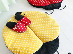 『韩国网站代购』虫虫特工队 可爱七星瓢虫造型地毯,地毯,