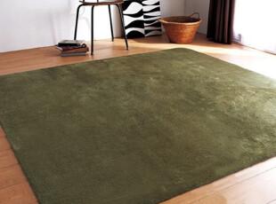 超薄法兰绒客厅卧室地毯 多尺寸多色 可机洗 茶几地毯 地垫,地毯,