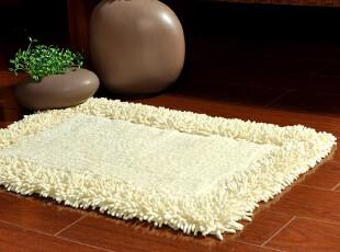 F1167 外贸全棉地垫 防滑垫 浴室垫 进门垫 50*80,地毯,