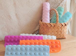 浴室防滑垫 加厚型 塑料垫 淋浴间带吸盘防滑垫 按摩颗粒卫浴垫,地毯,