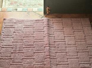 ROBO-TW08方块 千趣会风厨房浴室垫飘窗垫卧室垫衣帽间地毯,地毯,