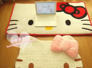 特价~外贸日本正版 可爱凯蒂猫/熊猫防滑卧室/门垫地垫地毯,地毯,