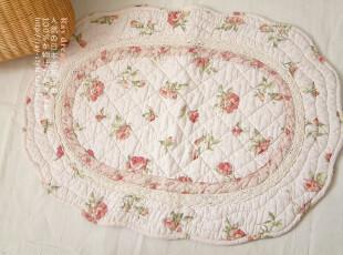 特 原单●家居用品 欧式田园 花形防滑垫/飘窗垫/地垫/床前垫●柔,地毯,