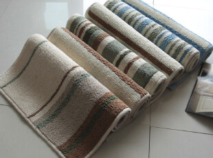 特 疯抢〓贴地棉纱DADA大达地垫/防滑垫/40*60 2件半价(DA6489),地毯,