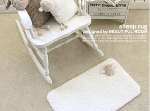 韩国进口家居*羊公仔B* 地垫 /沙发垫DT12007,地毯,