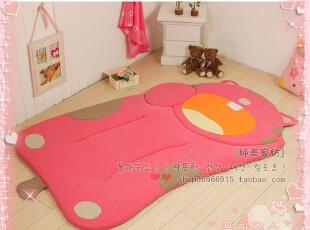 现货 韩国进口㊣大脸猫水洗贴布绣卡通地垫儿童地垫 卡哇伊,地毯,