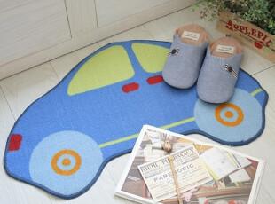 ★公主梦想★韩国家居*BangBang小汽车*儿童房装饰造型地垫W1712,地毯,