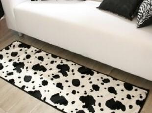 ●公主梦想●韩国家居*经典奶牛纹身*简约风格地垫C693,地毯,