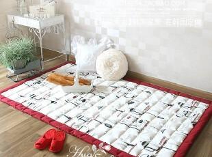 韩国进口家居*韩国衍缝地垫DT120015(可定做),地毯,