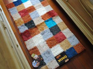 大达DADA 新品高档超柔软吸水防滑地垫/门垫/地毯/床边毯 7313,地毯,