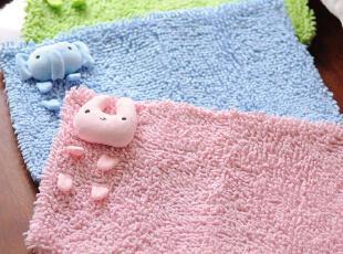 日单 可爱动物浴室吸水防滑垫  雪尼尔地垫 卧室地毯 4款选,地毯,