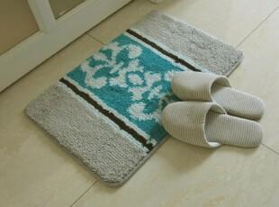 新 DADA大达柔软吸水防滑垫/地垫/门垫/地毯 40*60 DA6775A-1,地毯,