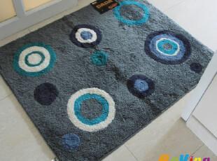新款〓高档DADA大达吸水防滑垫/地垫/门垫/地毯90*110 DA5265-1,地毯,