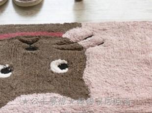 ●公主梦想●来自 日本*发呆的猫咪*可爱地垫M781,地毯,