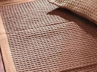 艺典家居 华夫格棉制飘窗垫 茶几垫 沙发垫 地垫地毯80*150,地毯,