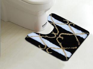 乱卖 特 5皇冠 大达DADA 卫生间马桶U型垫/地垫/地毯 50*50CM,地毯,