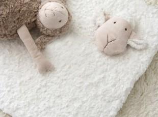 【Asa room】韩国进口代购脚地毯 可爱羊羊儿童卧室客厅正品 d086,地毯,