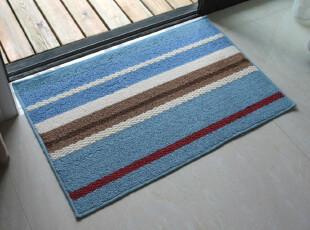 新款超强吸水贴地棉纱DADA大达地垫/防滑垫/地毯 50*80 DA6489-1,地毯,