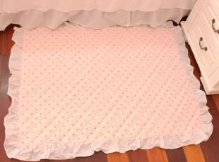 公主套件配套地垫 地毯 脚垫 垫子 纯棉地垫 地毯 夹棉地毯 地垫,地毯,