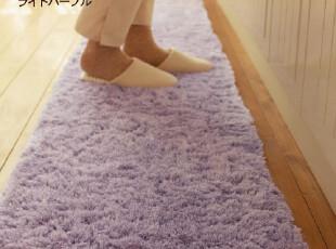 新款包邮特价 日式可水洗超柔丝毛客厅卧室防滑地毯地垫 7色 可定,地毯,