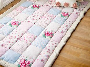定做!韩国家居代购 进口防滑田园沙发垫 地垫 地毯 飘窗垫,地毯,