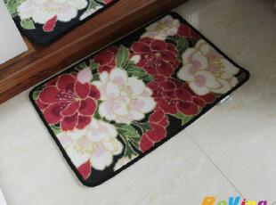 新款 大达DADA柔软印花吸水地垫/门垫/防滑垫/地毯40*60 DA6933,地毯,
