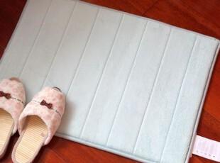 特价上 推荐 出口外单超赞软绵绵方地垫 脚垫 门垫  0.35KG,地毯,