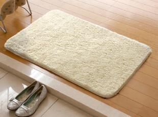 已销万条 出口日本.丝毛地毯..客厅地毯.地垫.门垫50*80CM 包邮!,地毯,