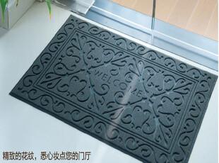 包邮日本山崎 正品 门口地垫地毯 除尘垫门垫防滑垫 塑胶底脚垫,地毯,