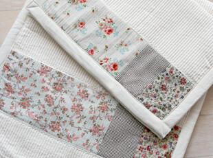 〓持家太太〓韩国家居*韩国田园拼色地垫 DT120036,地毯,