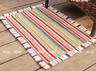 佰乐屋●进门地垫 入户门垫 地毯 玄关蹭脚垫 防滑垫(风尚条纹),地毯,