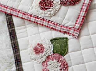 韩国进口代购 布艺地毯门前垫 防滑地垫 沙发垫 飘窗垫DT12-23,地毯,