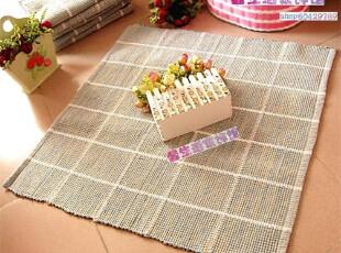 省内包邮 余单 茶几毯儿童爬行垫多功能纯棉手工地毯沙发 门毯,地毯,