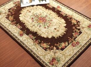 嘉博朗多尼尔地毯 欧式纤维客厅/卧室/茶几/飘窗地毯159(120*180),地毯,