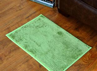 奇居良品 防滑地垫脚垫厨房垫浴室垫进门垫子 超柔丝毛,地毯,