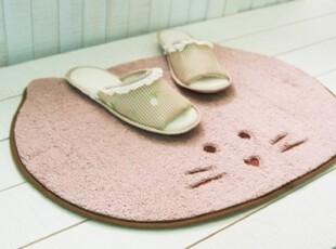 【Asa room】韩国进口代购地毯 卧室客厅卡通可爱地毯 棕色d064-b,地毯,