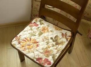 美式田园 椅垫/坐垫/沙发垫/飘窗垫/座垫/座椅垫/餐椅垫,坐垫,