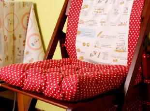 【6只包邮】秋冬季可爱创意加厚加大泡芙胖子坐垫加厚坐垫餐椅垫,坐垫,