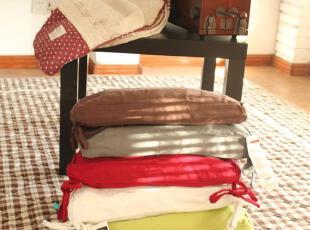 929 牛货!外贸出口日本原单 纯棉 帆布椅垫套 (不含芯),坐垫,