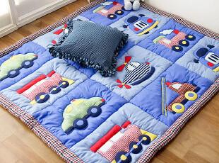 韩国进口定做小汽车儿童地毯 爬行垫 地垫 门垫(可定做),坐垫,