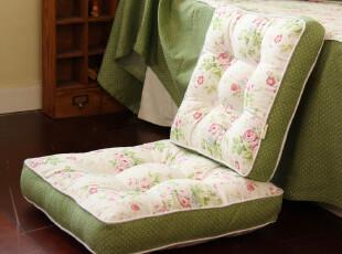 zakka 复古田园 棉麻 蒲团垫 胖子垫 加厚坐垫 椅垫 仲夏系列,坐垫,