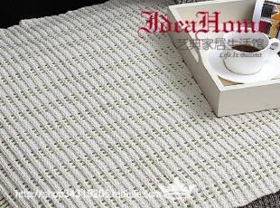 [8折处理]全棉沙发垫 瑜珈垫 床前垫 70cm宽 B0-11,坐垫,