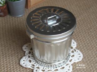 无字无印原色铆钉 翻盖置物桶 收纳盒 收纳桶 小垃圾桶,垃圾桶,