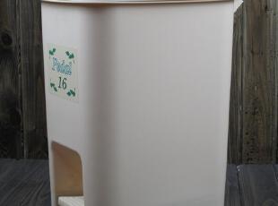 疯狂包邮时尚创意特大号脚踏家用厨房专用 垃圾桶杂物桶16.3L,垃圾桶,