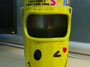 特 日本原单 烟灰缸 欧式手提 迷你垃圾桶 大号 时尚 创意烟灰缸,垃圾桶,