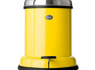 丹麦Vipp Waste Bin 14 , 8L 垃圾桶,垃圾桶,