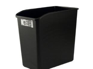 微净日本进口方形小垃圾桶7.2L 可爱卫生间垃圾筒 创意塑料废纸篓,垃圾桶,