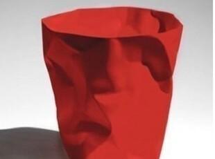 丹麦设计Essey BIN BIN创意褶皱造型纸篓时尚高档垃圾桶 包邮,垃圾桶,