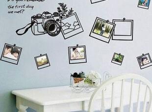 正品墙贴特价客厅沙发背景墙壁纸大型贴纸时尚创意装饰贴画,墙贴/开关贴,